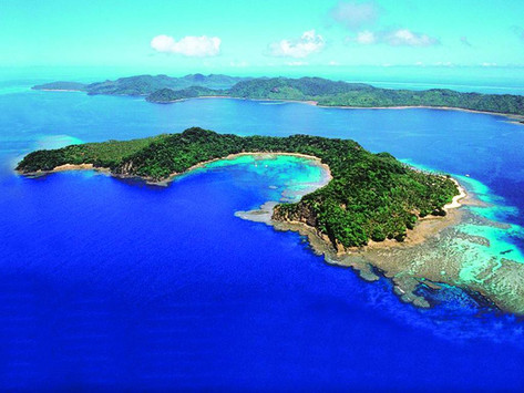 Matangi Private Island Resort, Fidschi - Robinson Crusoe-Feeling auf hohem Niveau