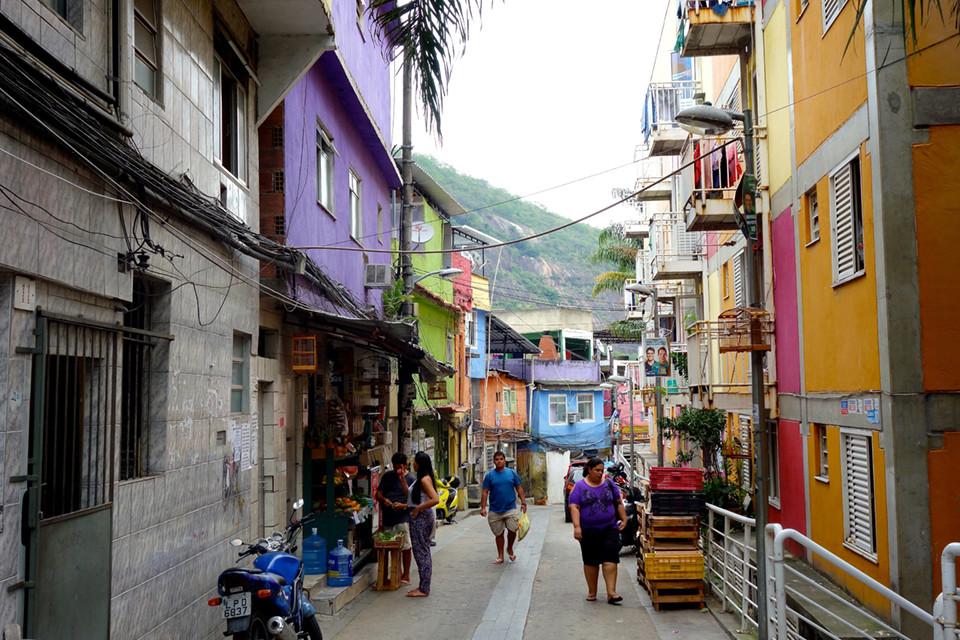 Ist es sicher eine Favela zu besuchen?