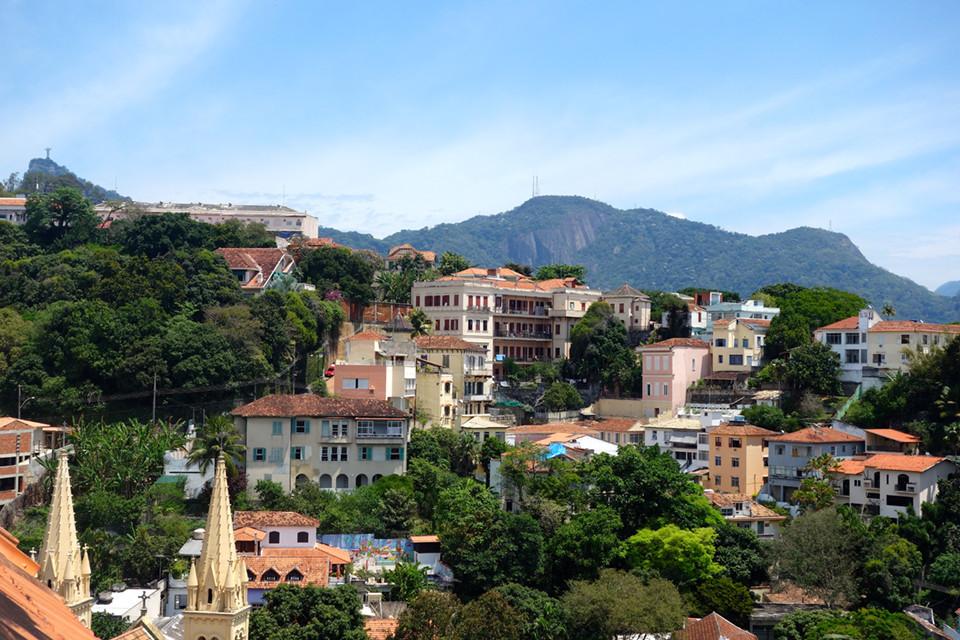 Die schönsten Ecken von Rio de Janeiro - Santa Teresa