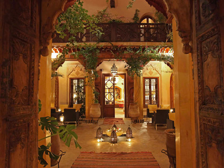 La Maison Arabe - Optimale Kombination aus Riad und Hotel