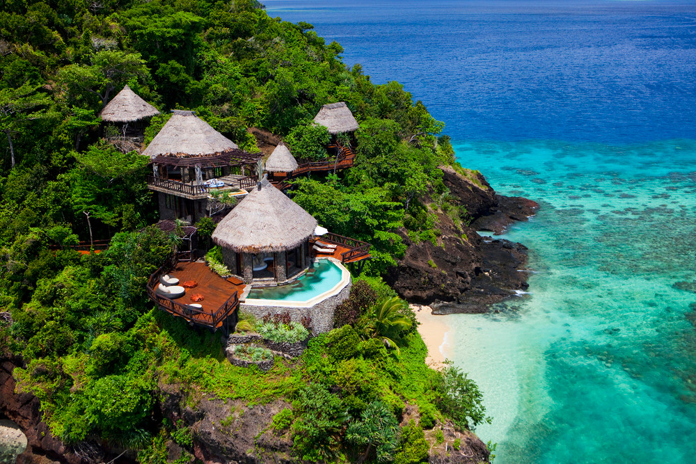 schönste Insel der Welt, Paradies-Insel Fidschi, Laucala Fidschi, Laucala Fiji, Red Bull Insel Fidschi