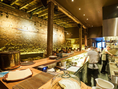 Unerwartete Gourmet-Küche in Hobart