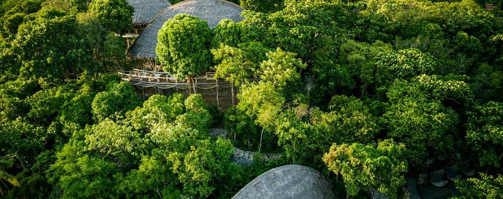 Bawah Island Reserve, Luxursresort nahe Singapur, Luxus Resort Indonesien