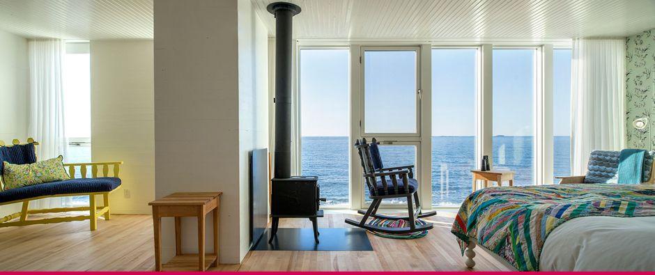 Luxushotel Neufundland, Design Hotel Neufundland, die schönsten Design Hotels der Welt