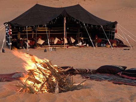 Glamping - die luxuriösesten Zelt-Unterkünfte rund um die Welt