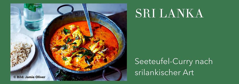 Rezepte aus Sri Lanka