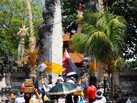 Galungan und Kuningan - auch Bali hat sein Weihnachtsfest, aber doch ganz anders…