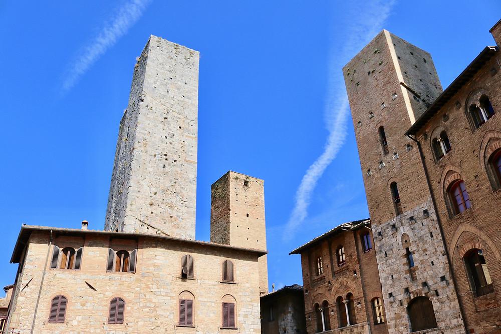 Beste Orte Toscana, Sehenswürdigkeiten Toscana