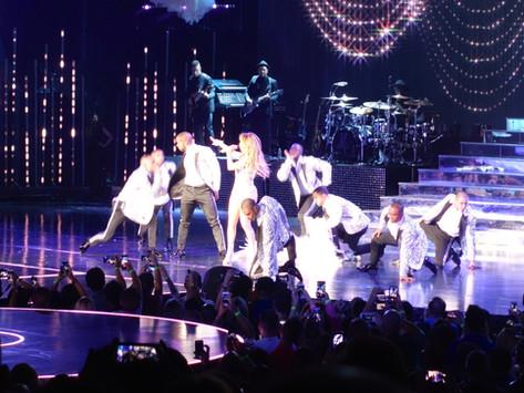Jennifer Lopez live in Vegas - ein Highlight für Augen und Ohren!