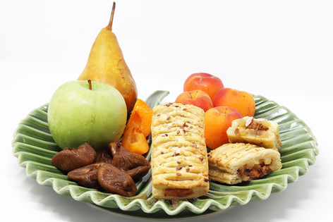 Vegan Puff Slice 7 fruits