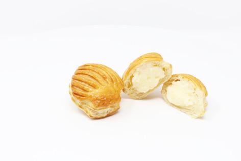 Mini Perla light custard cream