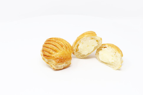 Mini Perla light custard cream