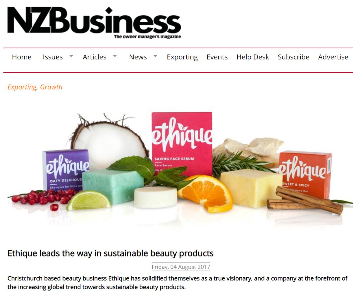 NZ Business