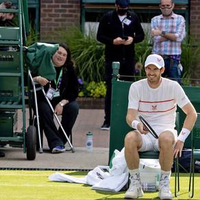 Wimbledon: Strawberries and Chill