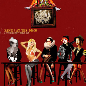 Panic! at the Disco - A Fever You Can't Sweat Out (2005)