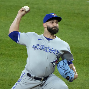 The Blue Jays Face the Measuring Stick and Zubes Is Listening to Music Again
