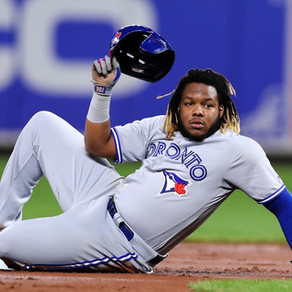 What's Hotter, Vladdy's Blue Jays or This Heat Wave?