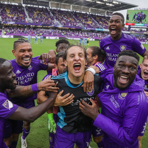 That Time MLS Playoffs Went Full Throttle