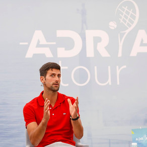 The Story of 2020 in Tennis: Part 2 – The Pandemic