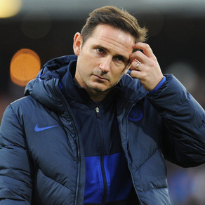 That Time Frank Lampard Got Sacked as Chelsea Manager