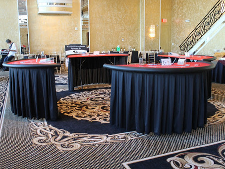 Centerpointe Ballroom Casino Night Non Profit Fundraiser