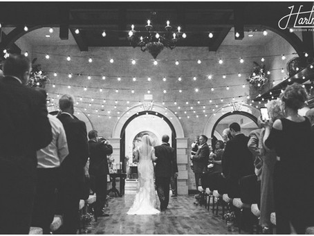 Romantic North Carolina Winery Wedding