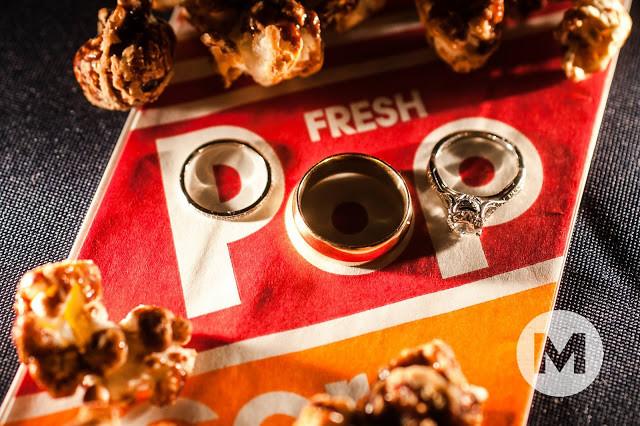Popcorn Favor Bar