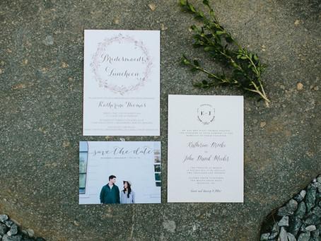 A Fresh Spring North Carolina Vineyard Wedding