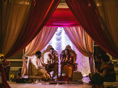 Traditional Indian Wedding at Grandover Resort in Greensboro, NC