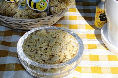 Honeycomb Snacks