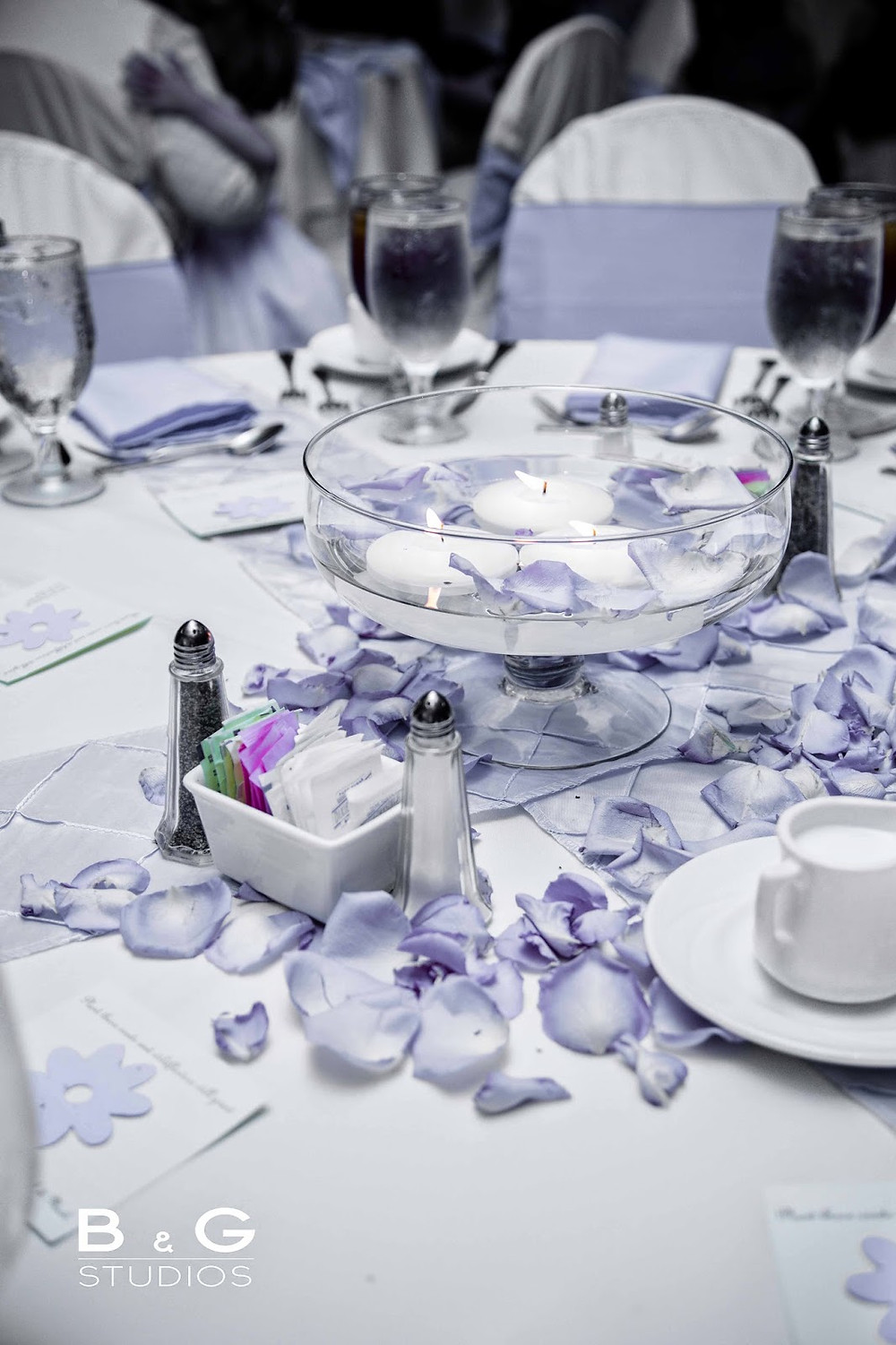 Chair Covers from Hauser Rental Services