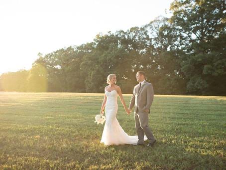 A Fall Outdoor Summerfield Farms Wedding