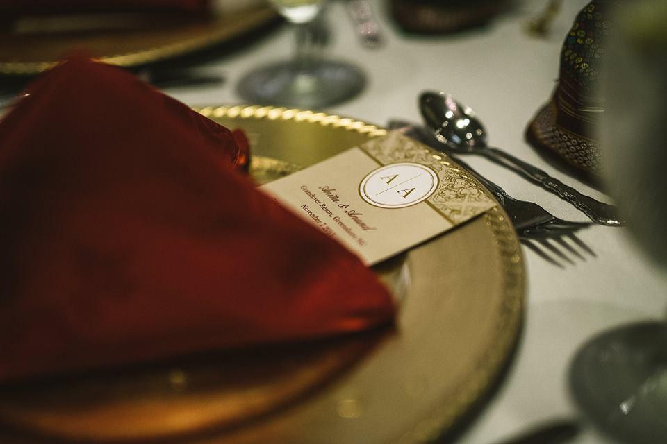 Wedding Reception Grandover Resort
