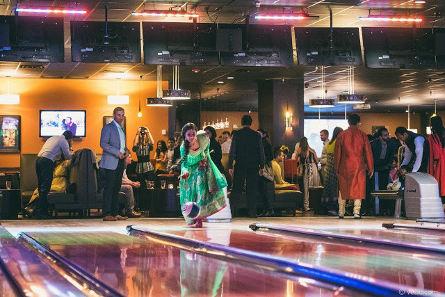 Sangeet: Spare Time Bowling in Greensboro, NC