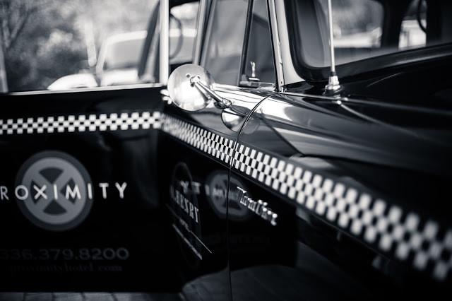 Proximity Taxi Cab
