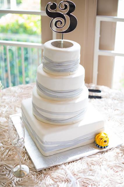 Kate Spade Cake Topper