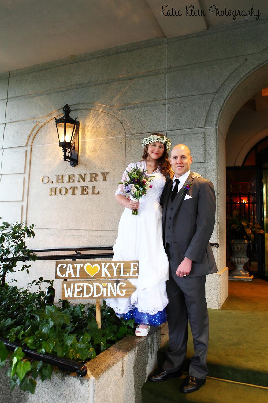 O.Henry Hotel Greensboro NC Wedding Reception