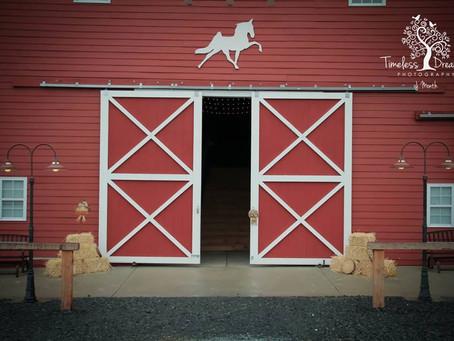 Millikan Farms Red Barn Wedding