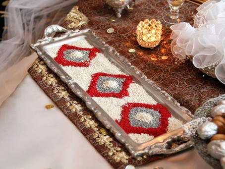 A Persian Wedding Deconstructed