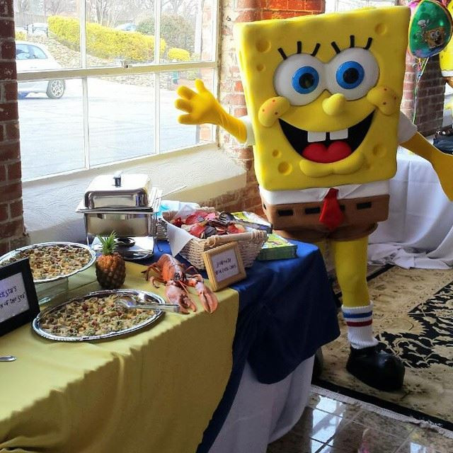 Sponge Bob Squarepants Movie Screening at Revolution Mills