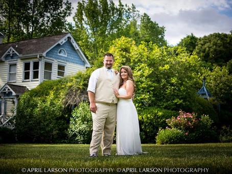Walnut Lane Bed and Breakfast Wedding