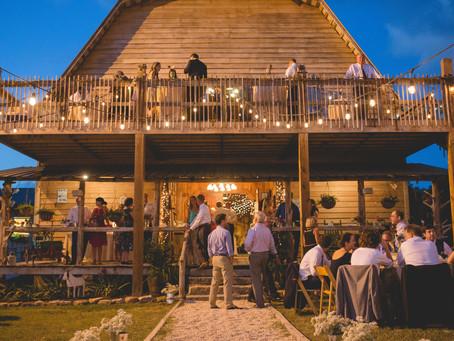 A Fall wedding at Hodgin Valley Farms