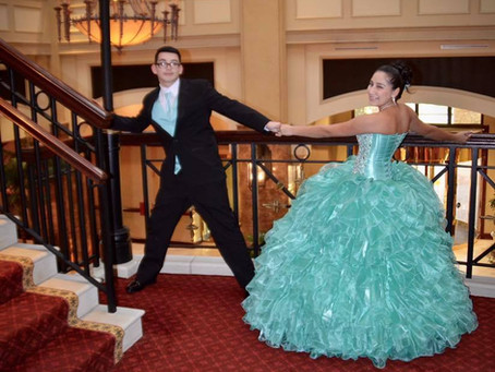 A Greensboro Quinceanera
