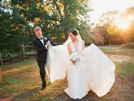 Old Salem Wedding