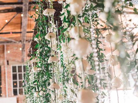 A Stunning and Elegant Downtown Wedding
