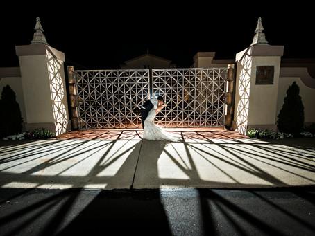 A Brazilian Villa de l'Amour Wedding