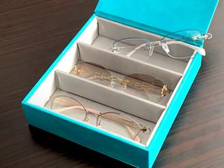 ラインアート シャルマン オリジナル メガネ3本ケースプレゼント