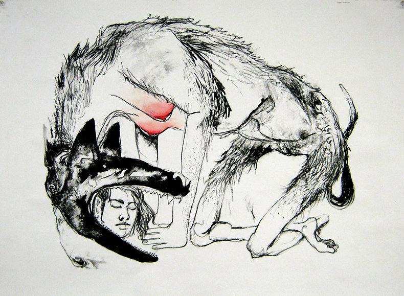 10 Werewolf Series #2 2011.jpg