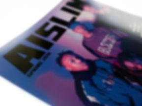 Aislin Magazine 001 - The World of 7evenam
