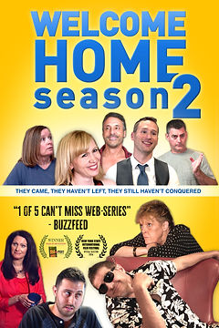 Welcome Home season 2 poster (Quote) cop